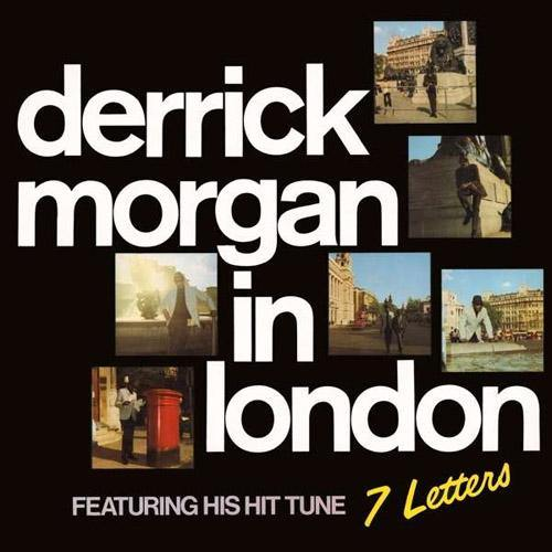 DERRICK MORGAN - In London - LP
