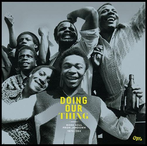 Various - Doing Our Thing, More Soul From Jamdown 1970-82 - DoLP