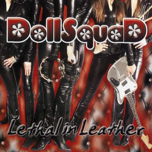 DOLLSQUAD - Lethal In Leather - LP