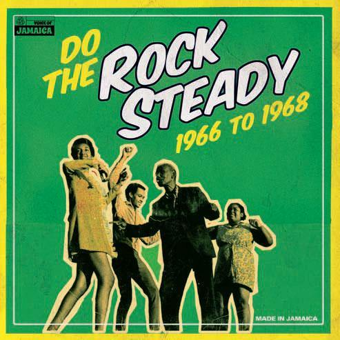 Various - Do The Rock Steady 1966 to 1968 - LP