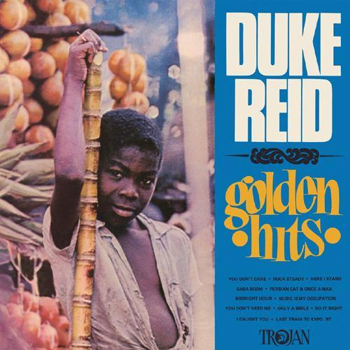 Various - Duke Reid Golden Hits - LP