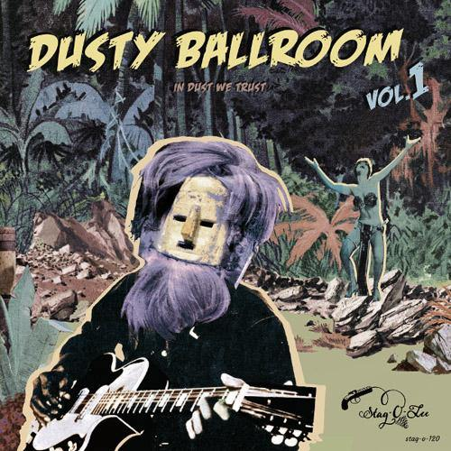 Various - DUSTY BALLROOM Volume 1: In Dust We Trust - LP