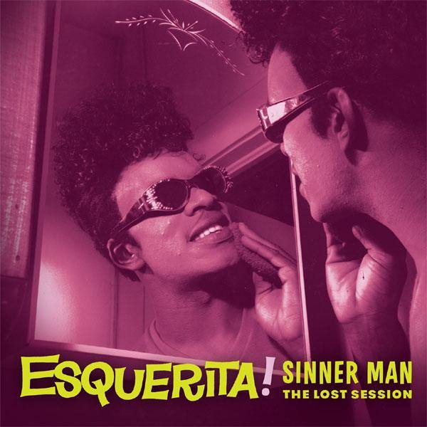 Esquerita - Sinner Man - The Lost Session - LP
