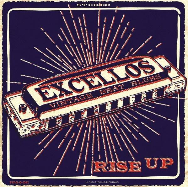Excellos - Rise Up - LP