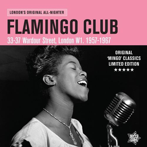 Various - Flamingo Club - LP