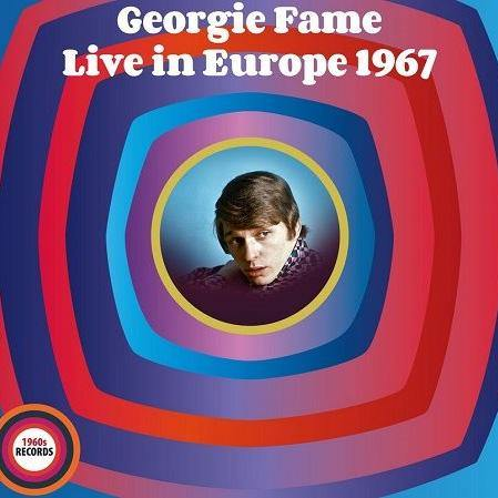 Georgie Fame - Live In Europe 1967 - LP