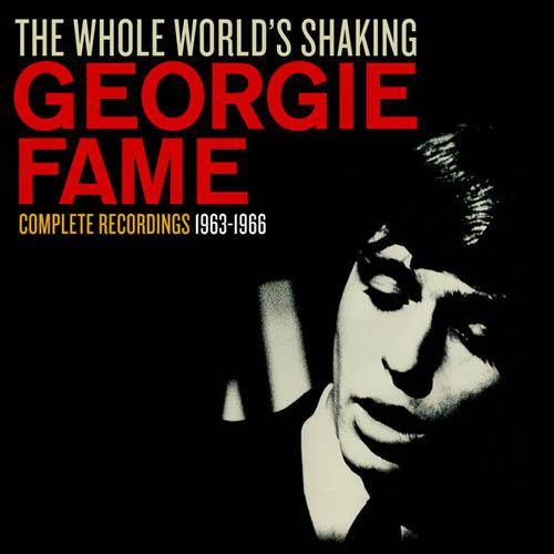 Georgie Fame - The Whole World's Shaking - LPBox