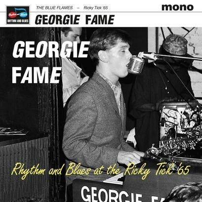 Georgie Fame - Rhythm and Blues at the Ricky Tick '65 - LP
