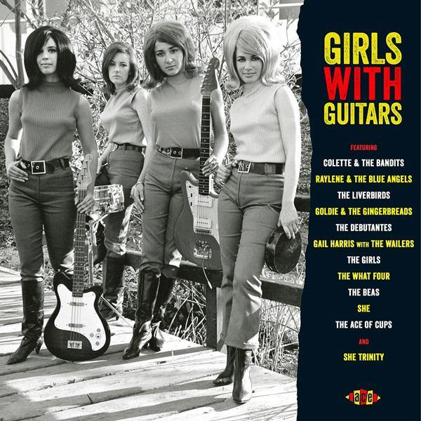 Various - Girls With Guitars - LP