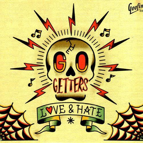 Go Getters - Love & Hate - LP+CD