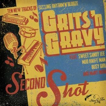 Grits'n Gravy - Second Shot - LP