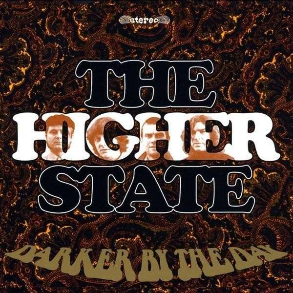 Higher State - Darker By The Day - LP