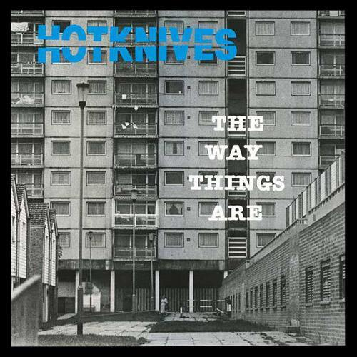 The Hotknives - The Way Things Are - LP