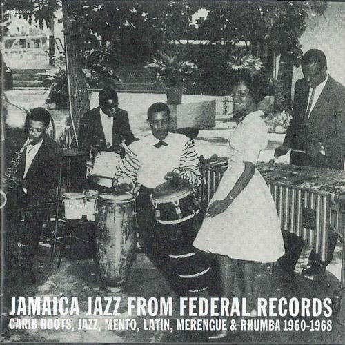 Various - Jamaica Jazz From Federal Records - DoLP