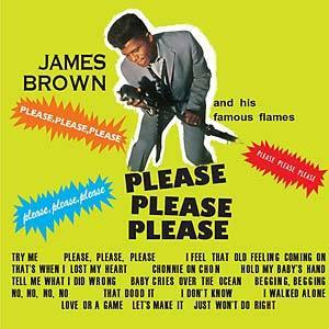 James Brown - Please Please Please - LP