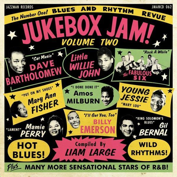 Various - Jukebox Jam Volume Two - DoLP