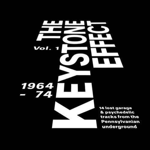 Various - THE KEYSTONE EFFECT 1964-74 Vol.1 - LP
