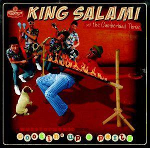 King Salami - Cookin' Up A Party - LP