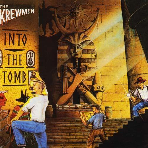 The Krewmen - Into The Tomb - LP