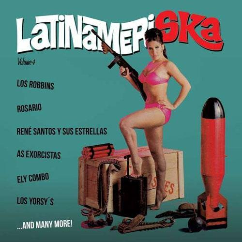 Various - Latinameriska Vol.4 - LP