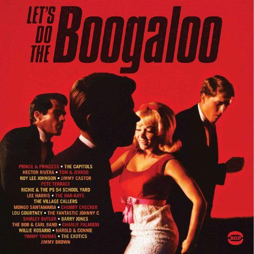 Various - Let's Do The Boogaloo - DoLP