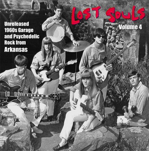 Various - Lost Souls Vol. 4 - LP