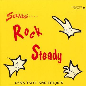 Lynn Tait - Sounds....Rock Steady - LP