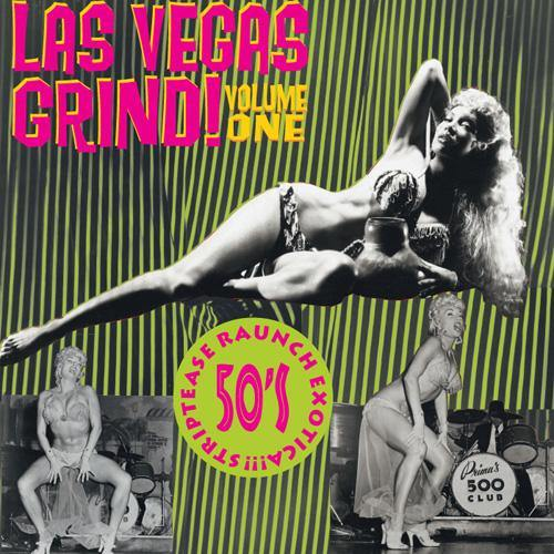 Various - Las Vegas Grind Vol.1 - LP