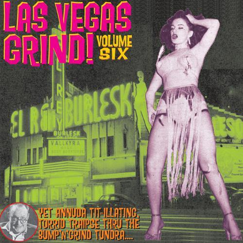 Various - Las Vegas Grind Vol.6 - LP