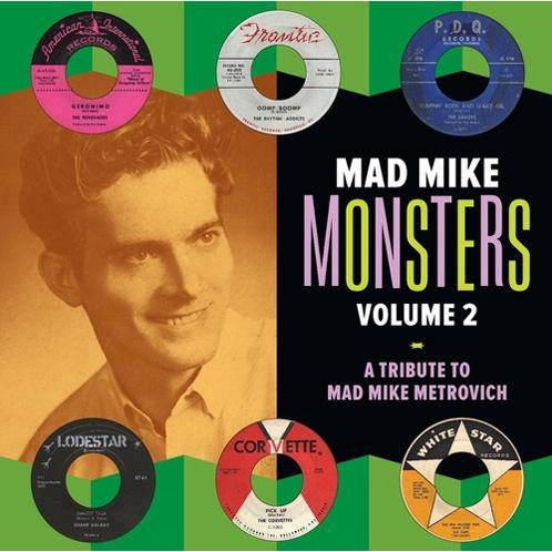 Various - Mad Mike Monsters Volume 2 - LP