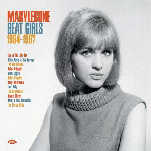 Various - Marylebone Beat Girls 1964-1967 - LP