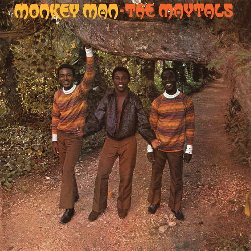 MAYTALS - Monkey Man - LP