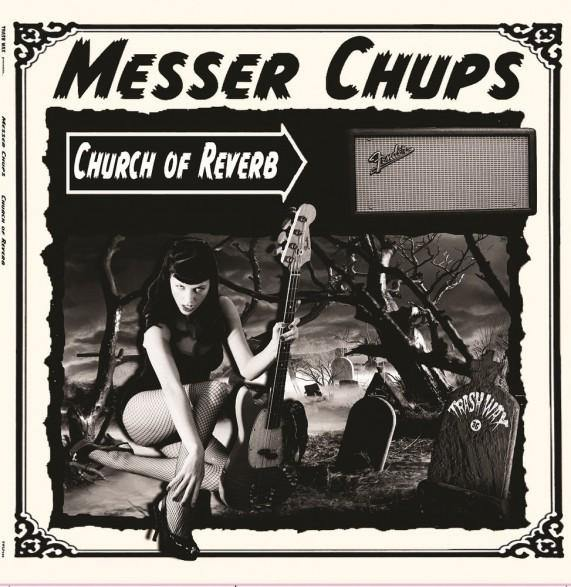 Messer Chups - TChurch Of Reverb - LP
