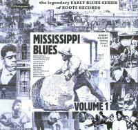 Various - Mississppi Blues Vol.1 - LP compilation
