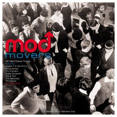 Various - Mod Movers - 3xLP