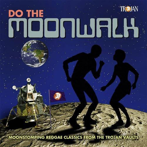 Various - Do The Moonwalk - LP