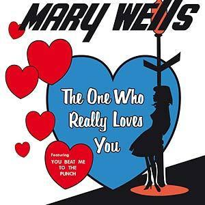 Mary Wells - The One Who Really Loves You - LP