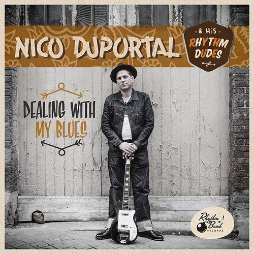 Nico Duportal - Dealing With My Blues - LP