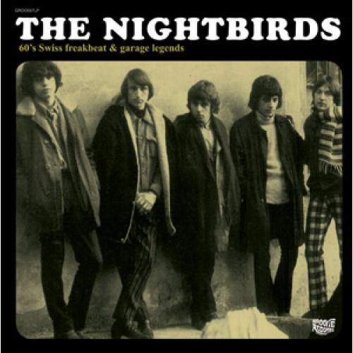 Nightbirds - 60s Swiss Freakbeat & Garage Legends - LP