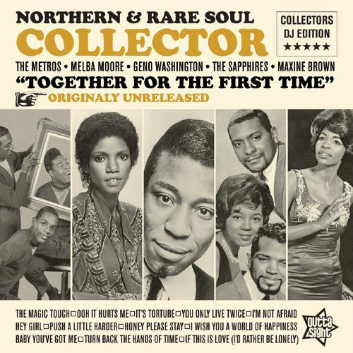 Various - Northern & Rare Soul Collector - LP