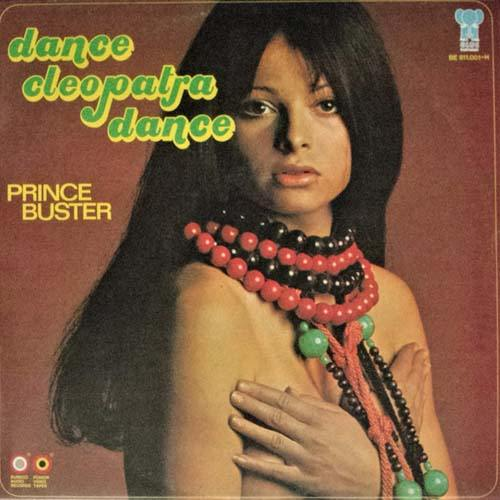 Prince Buster - Dance Cleopatra Dance - LP