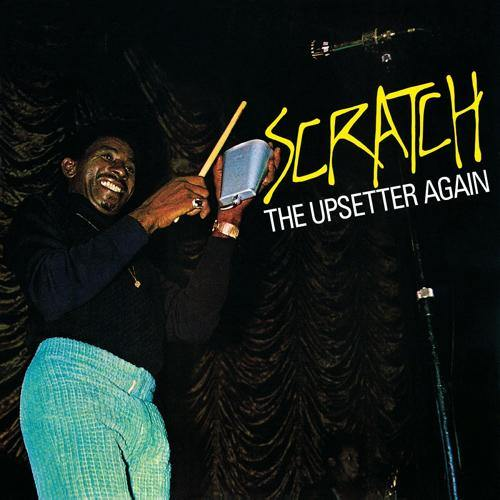 Upsetters - Scratch The Upsetter Again - LP (col. vinyl)