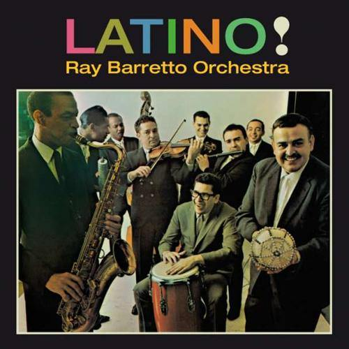 Ray Baretto - Latino! - LP
