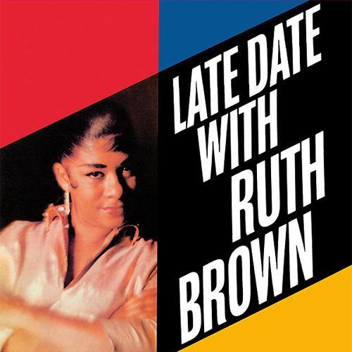 Ruth Brown - Late Date With .... - LP