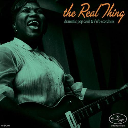 Various - THE REAL THING - LP