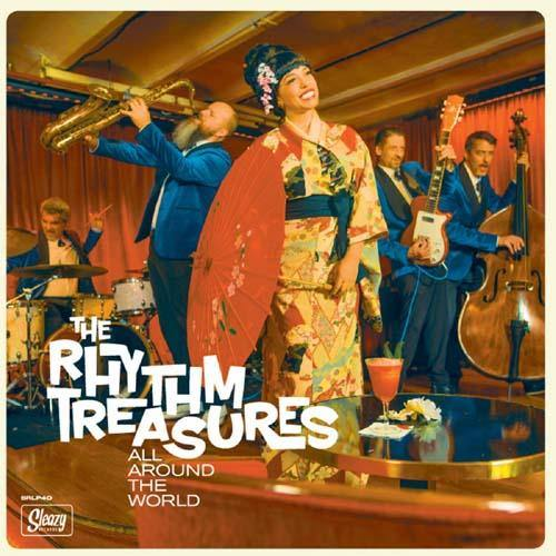 Rhythm Treasures - All Around The World - LP