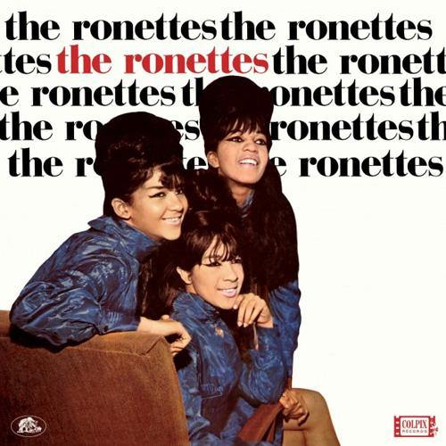 Ronettes - The Ronettes feat. Veronica - LP