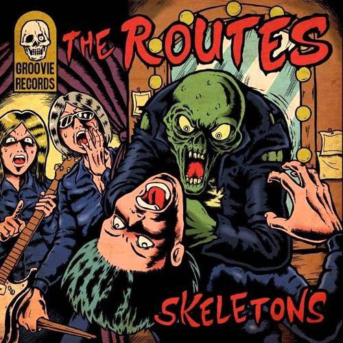 The Routes - Skeletons - LP