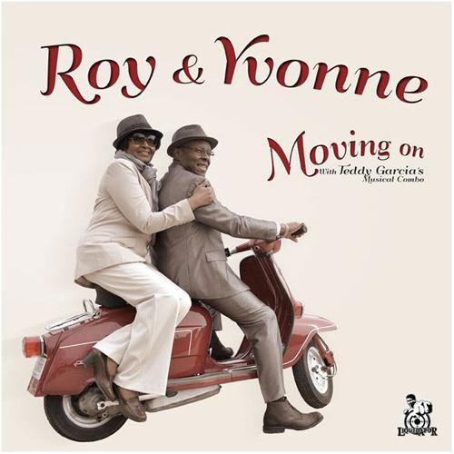 Roy & Yvonne - Moving On - LP