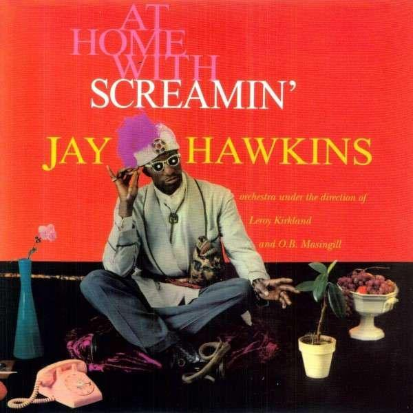 Screamin' Jay Hawkins - At Home With... - LP